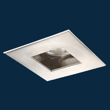 R4-589 4 Inch Square Adjustable Alzak Trim