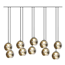 Kubric 10 Light Cluster Pendant