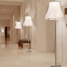 Cloche Floor Lamp