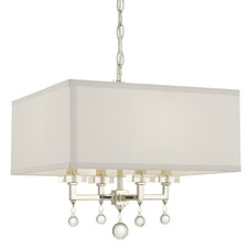 Paxton Crystal Ceiling Pendant