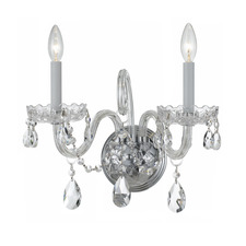 Traditional Crystal 1032 Wall Sconce