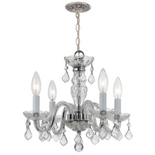 Traditional Crystal 1064 Mini Chandelier