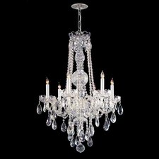 Traditional Crystal 1106 Chandelier