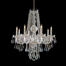 Traditional Crystal 1108 Chandelier