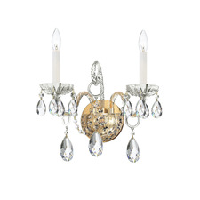 Traditional Crystal 1122 Wall Sconce