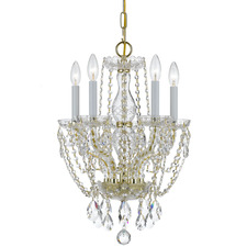Traditional Crystal 1129 Chandelier