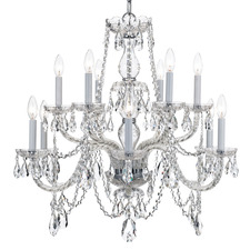 Traditional Crystal 1135 Chandelier