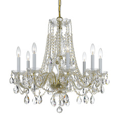 Traditional Crystal 1138 Chandelier