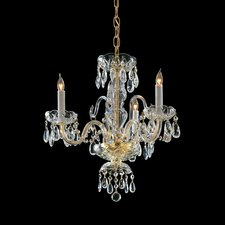 Traditional Crystal 5044 Chandelier