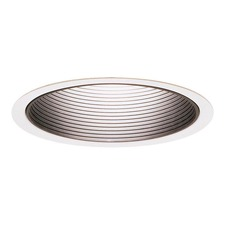 1076 Series 5 Inch Baffle Reflector Downlight Trim