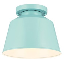 Freemont Semi Flush Ceiling Light