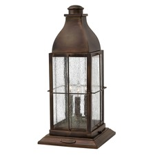 Bingham Outdoor Deck Post Lantern