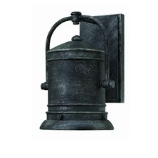 Pullman Outdoor Wall Sconce