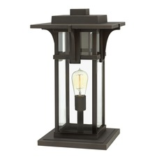 Manhattan Outdoor Deck Post Lantern