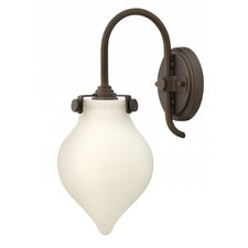 Congress Teardrop Wall Light