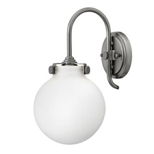 Congress Round Wall Light
