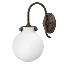 Congress Round Wall Sconce