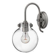 Congress Round Wall Light