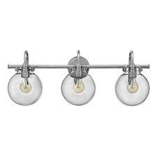 Congress Round Bathroom Vanity Light