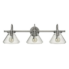 Congress Flat Bottom Bathroom Vanity Light