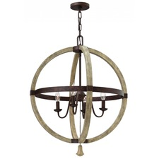 Middlefield Inner Light Sphere Chandelier
