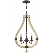 Middlefield Inner Light Chandelier