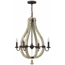 Middlefield Outer Light Chandelier