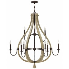 Middlefield 2 Tier Chandelier
