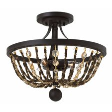 Hamlet Semi Flush Ceiling Light