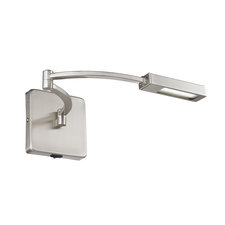 Sleep Left Swing Arm Wall Sconce