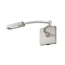 Sleep Right Swing Arm Wall Sconce