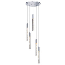 Wands LED Multi Light Pendant