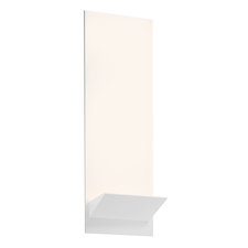 Panel Wedge LED Wall Sconce