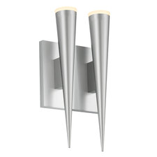 Micro Cone Double LED Wall Sconce