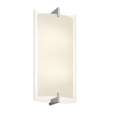 Double Arc LED Wall Sconce