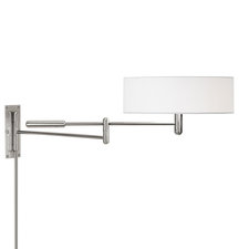 Perno Swing Arm Plug-in Wall Lamp