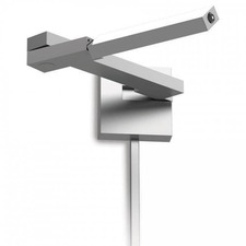 Flip Left LED Swing Arm Lamp