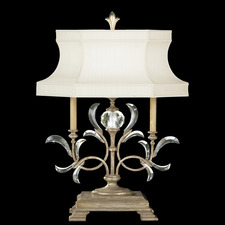 Beveled Arcs 737 Table Lamp