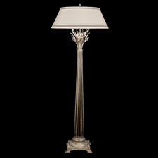 Crystal Laurel Floor Lamp-