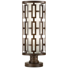 River Oaks Oval Outdoor Post Light
