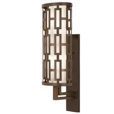 River Oaks Outdoor Wall Sconce