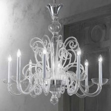 6015/K 8 Light Chandelier