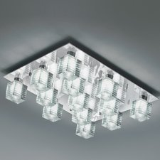 Ottoxotto 13 Light Ceiling Flush Mount