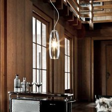 Peroni S Off Center Pendant