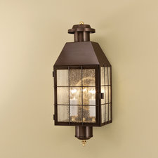 American Heritage Outdoor Wall Sconce