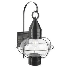 Classic Onion Outdoor Wall Sconce