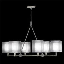 Quadralli Rectangle Chandelier