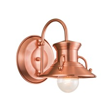 Budapest Outdoor Wall Sconce