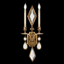 Encased Gems Wall Sconce