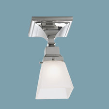 Birmingham Square Semi Flush Mount